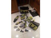 ryobi one multi kit 18v job lot bargain