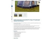 Outdoor revolution 375 porch awning