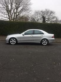 Mercedes c220 cdi (fully loaded) avantgarde