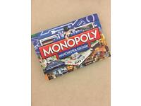 Monopoly Manchester Board Game