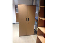 Tall Stationary Cuboard