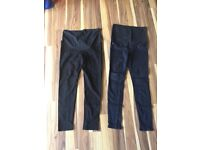 Maternity trousers and jeans size M/10