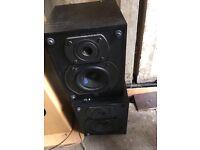 2 x Speakers