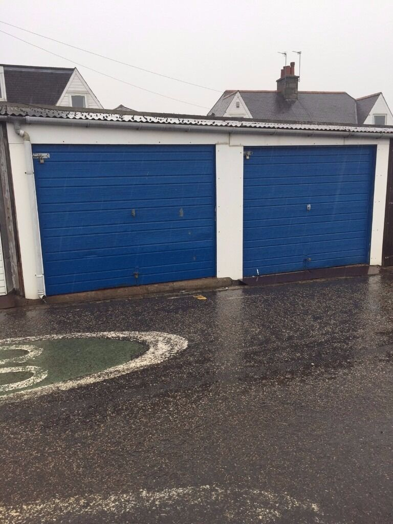 Double Garagestoreworkshop For Rent In Clifton Lane In Aberdeen