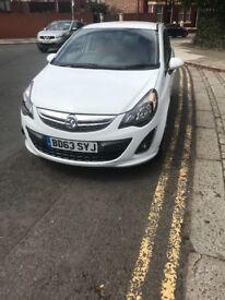 Vauxhall Corsa Sri 2013 (63) 24k cat n