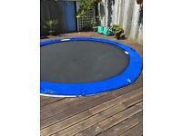 jumpking 14 feet trampoline