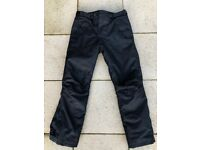 Motorcycle Trousers - ARMR Moto Hara RL Textile Jeans - RRP £59.99
