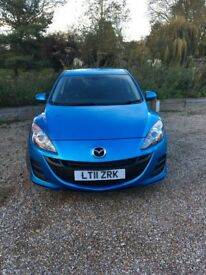 Mazda 3 TS2 1.6 2011 perfect condition 56,000