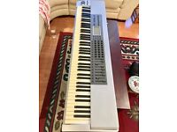M-Audio Keystation Pro 88 controller Piano