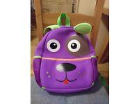 Girls school / nursery bag. Used for 3 weeks.