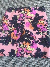 River island skirt body con