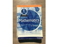 Pearson Baccalaureate Higher Level Mathematics for the IB Diploma 2012