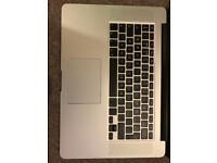 Apple MacBook Pro Retina 15 inch Laptop, 2015, Excellent Condition, Core i7 Processor for sale  Sompting, West Sussex