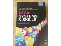 LEGAL SYSTEMS AND SKILLS, OXFORD
