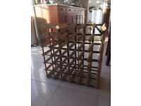 Assorted wine racks - available individually