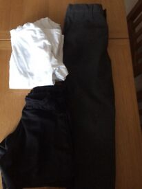 School trousers and PE kit