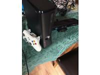 Xbox 360 elite W/ Kinect and Games