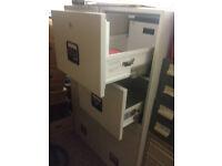 Fire Proof Filing Cabinet - Phoenix 2224 (4) Drawer
