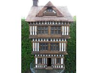 OOAK Robert Stubbs Tudor Coach House 12th scale Dolls House