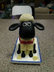 Shaun the sheep money box
