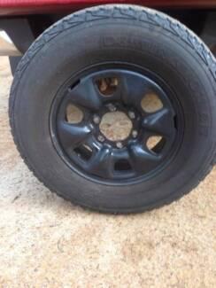 4 x 4 Rims and Tyres Bunbury 6230 Bunbury Area Preview