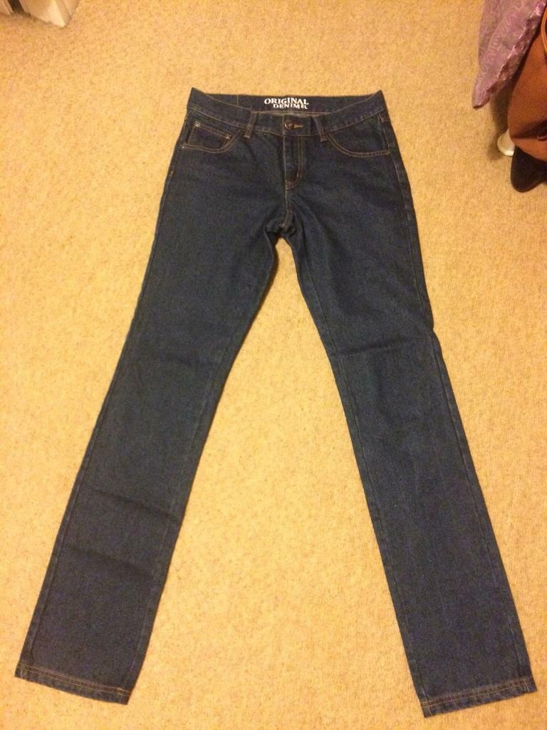 Original denim jeans brand new size 8