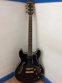 Freshman Semi Acoustic Guitar