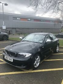 BMW 1 SERIES 118D DIESEL EXCLUSIVE EDITION FOR SALE