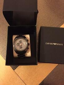Genuine Armani Watch quick sale