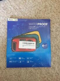 Brand new waterproof camera