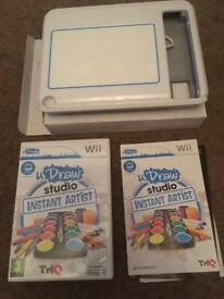 Wii U Draw
