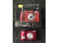 NIKON COOLPIX CAMERA // LIKE NEW