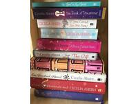 Selection of cecilia ahern books