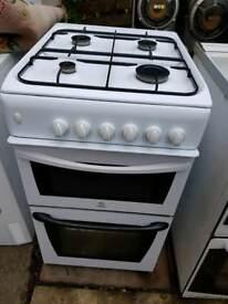 Indesit total gas cooker