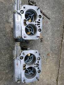 Weber Twin Carburettors 40 DCNF