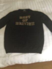 Markus Lupfer sweatshirt - size small