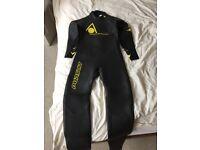 Mens Aquasphere Pursuit Triathlon wetsuit in Medium