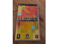 Sony PSP PlayStation Portable game - Lumines - original boxed, excellent condition