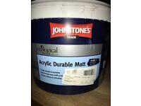 10 L Acrulic durable Matt Light Grey - PPG NTB