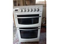 lovely white electric cooker for sale