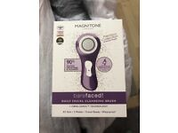 Brand new Brand new!!! Magnitone BareFaced VibraSonic Facial Cleansing Brush