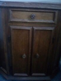 solid wood corner unit.For office,bedroom,or living room.
