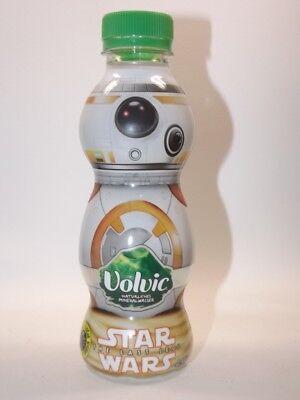 Mineralwasser Frozen STAR WARS Flasche 0,33 l Neu Voll  Volvic NR.1