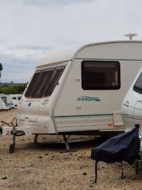 Caravan Bailey ranger 2 berth