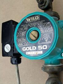Wilo 50 Central Heating Pump