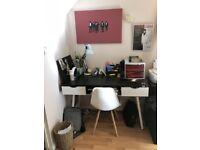 Desk & Chair - Like New
