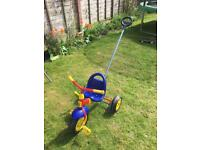 Kettler trike/ toddler bike