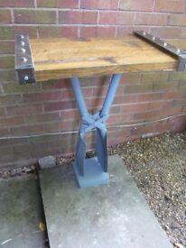 Post Hole Spade Table