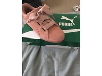 Puma trainers for sale size 7 brand new never been worn. £60 ono