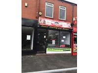 Meat shop butchers bolton business for sale 30,000